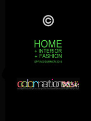 Color Nation Trend Forecast Home, Lifestyle & Interiors SS 2018