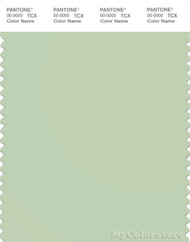 PANTONE SMART 13-0111X Color Swatch Card, Seacrest