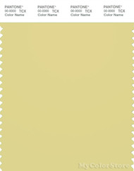 PANTONE SMART 13-0333X Color Swatch Card, Lima Bean