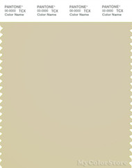 PANTONE SMART 13-0711X Color Swatch Card, Putty