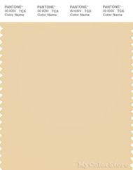 PANTONE SMART 13-0814X Color Swatch Card, Summer Melon