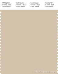PANTONE SMART 13-1012X Color Swatch Card, Frosted Almond