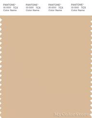 PANTONE SMART 13-1014X Color Swatch Card, Mellow Buff