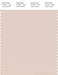 PANTONE SMART 13-1405X Color Swatch Card, Shell