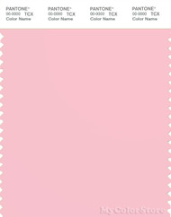 PANTONE SMART 13-1906X Color Swatch Card, Rose Shadow