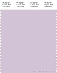 PANTONE SMART 13-3820X Color Swatch Card, Lavender Fog