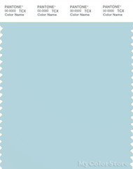 PANTONE SMART 13-4409X Color Swatch Card, Blue Glow