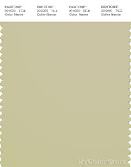 PANTONE SMART 14-0615X Color Swatch Card, Green Haze