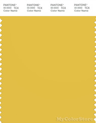 PANTONE SMART 14-0754X Color Swatch Card, Super Lemon