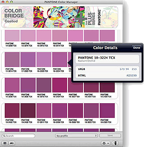 pantone color manager software dwnld ps cm100 - Pantone Color Manager