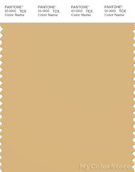 PANTONE SMART 14-1038X Color Swatch Card, New Wheat