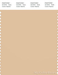 PANTONE SMART 14-1119X Color Swatch Card, Winter Wheat
