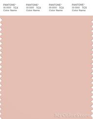 PANTONE SMART 14-1312X Color Swatch Card, Pale Blush