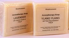 Meadowsweet Aromatherapy Soap Set