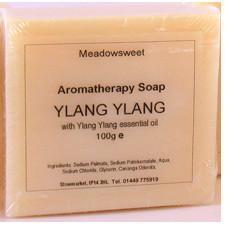 Meadowsweet Aromatherapy Soap