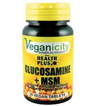 Veganicity Glucosamine & MSM