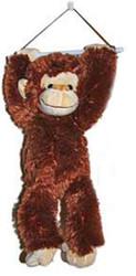 Swinging Monkey Soft Toy