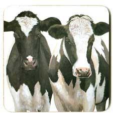 Farm Animal Coaster Sets