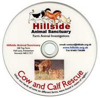 Cow and Calf Rescue DVD