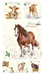 Hillside Deluxe Christmas Cards