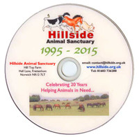 Hillside 1995 - 2015 Anniversary DVD