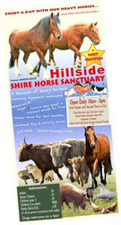 Hillside Open Day Leaflets (free of charge)