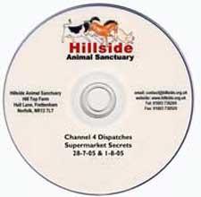Channel Four's Dispatches programmes 'SUPERMARKET SECRETS' on DVD
