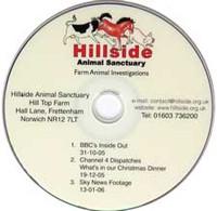 TV Programmes featuring Hillside's Investigation Footage