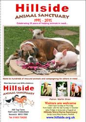 Hillside Leaflets (free of charge)