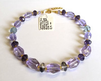 Polished Crystal Necklace [4]