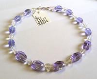 Retro Crystal Necklace [12]