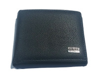 Animal Friendly Mens Wallet - Black (Horse Imperia) (1620)