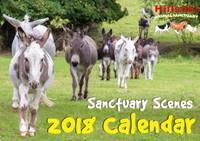 Hillside 2018 Calendar