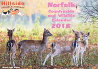 Hillside 2018 Countryside and Wildlife Calendar