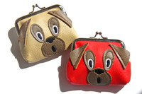 Puppy Dog Coin Purse