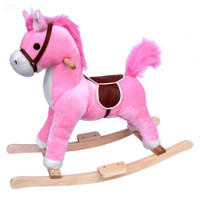 Neighing Rocking Horse (Pink)