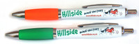 Hillside Pens with new design logo