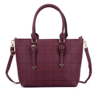 Large Quilted Ladies Handbag