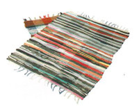 Medium Multi Cotton Rug