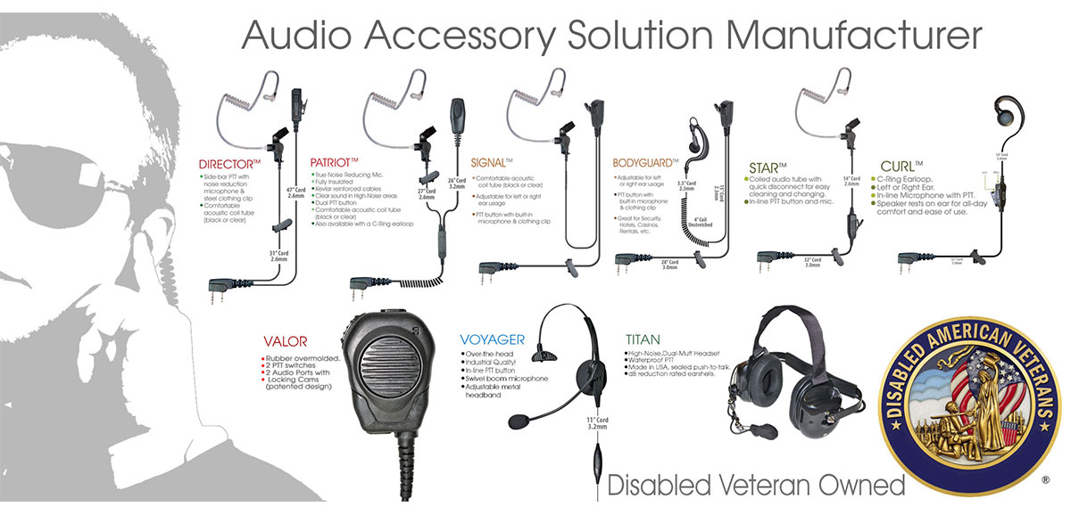 Audio Accessory Solution Manufacturer