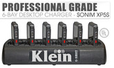 6-Shot Slim Charger for Sonim XP5s