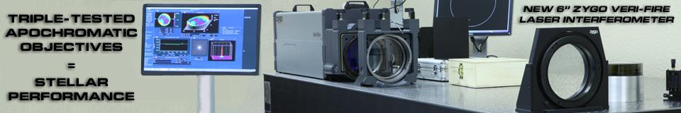 Stellarvue Optics Testing