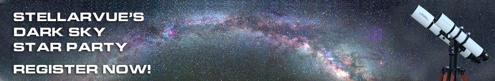 Stellarvue Dark Sky Star Party