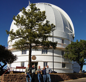 Stellartrip to McDonald Observatory