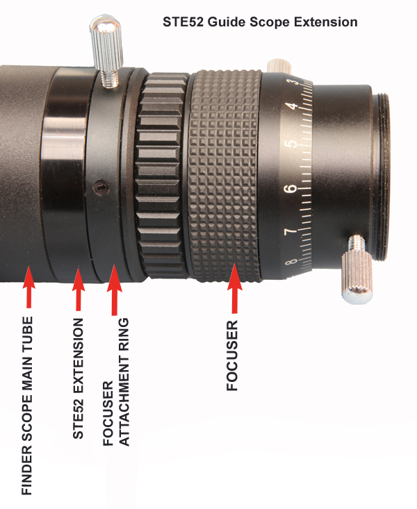 50 mm Guidescope Extension