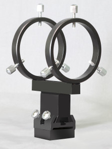 50 - 60 mm finderscope rings mount to Takahashi or camera tripod