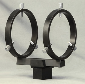 R080TAK- 80 mm finder scope rings mount to a Takahashi
