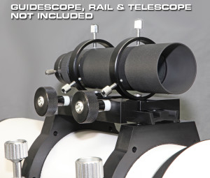 68 mm ID Guidescope Rings for Losmandy or Vixen-Sized Rail - R068LV