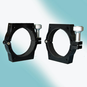90 mm Hinged Mounting Ring Set - R090SET