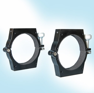105 mm Hinged Mounting Ring Set - R105SET